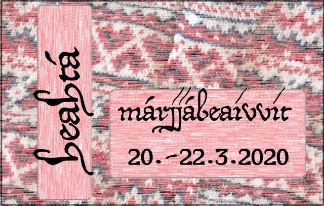 Marjjabeaivvit2020